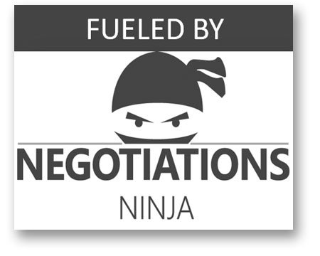 Fueled by Negotiations Ninja
