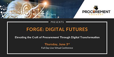 FORGE: Digital Futures All Day Live Virtual Conference