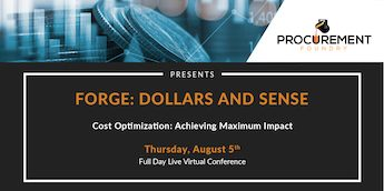FORGE: Dollars and Sense Graphic
