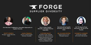 Forge Supplier Diversity